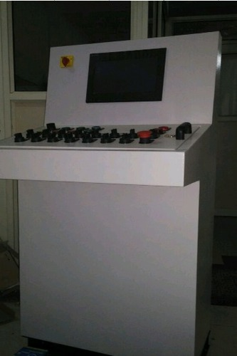 Plc Based Robotic Control Panel in  10a-Sector