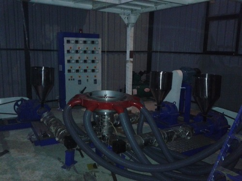 Multilayer Extrusion Plant