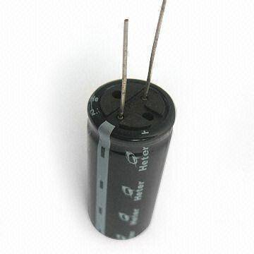 Cylindrical Super Capacitor in  Hsr Layout