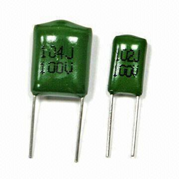Inductive Type Polyester Capacitor in  Hsr Layout