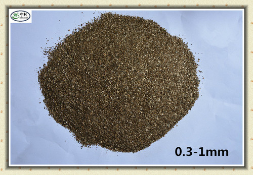 Bulk Lightweight Crude Raw Vermiculite For Board And Ceiling