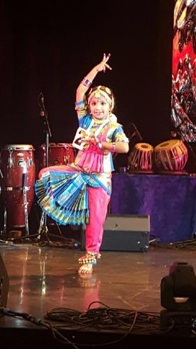Professional Bharatanatyam Dance Costume