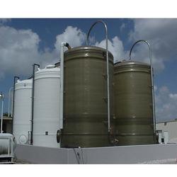 Fiber Reinforced Plastic Tanks