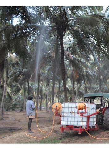 Tractor Mounted Sprayer in  Sidco Indl. Estate (Pin Code-641021)