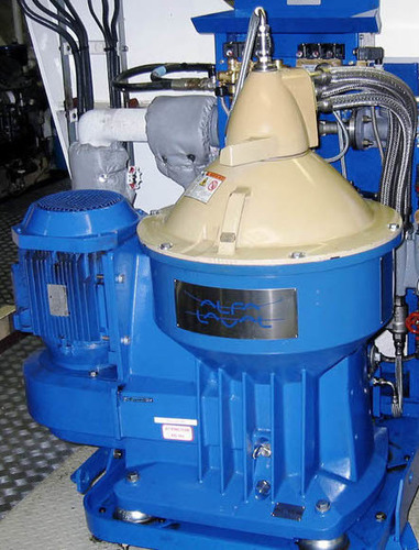 Used Oil Purifier