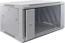 Wall Mounted Enclosures Racks And Server Cabinets For Computer Department