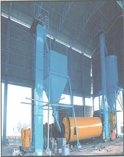 Mini Cement Mill : Cement raw mill in rajkot gujarat nilkanth engineers