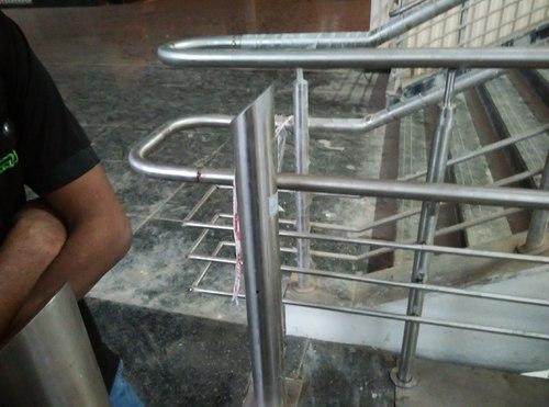 Ss Railing Job Work Services in   Taralubalu Nagar