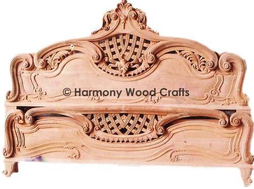 Teak Wood Cot in   District Ganjam
