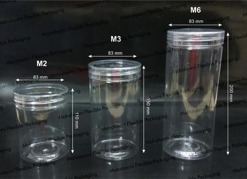 Plastic Cookie Jar