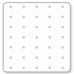 Small Square Design Industrial Laminate Sheet