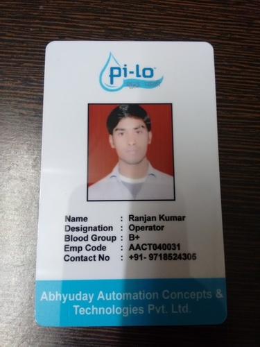 Employee Id Card in  Naraina - I