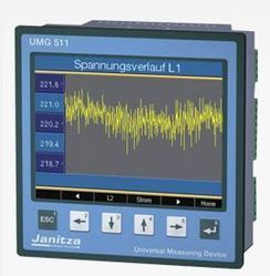 Umg 511 Power Quality Analyzer