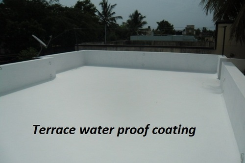 Epoxy grouting in new area vadodara distributor for Terrace waterproofing