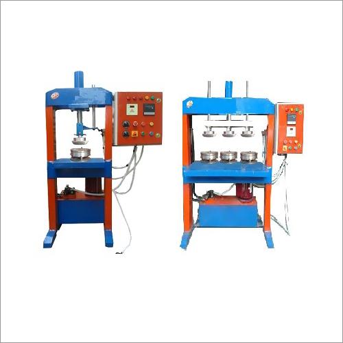 Wrinkle Paper Plate Making Machine in  Telibagh