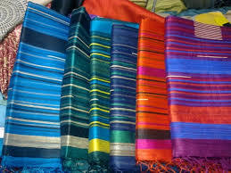 Cotton Saree in  Indira Bazar