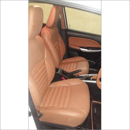 Leather Seat Covers in  G.T. Karnal Road [A-Block]
