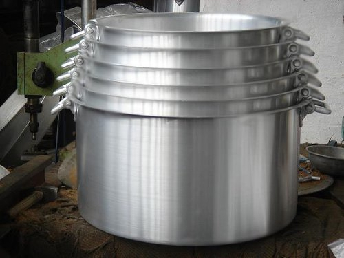 Aluminium Big Vessel