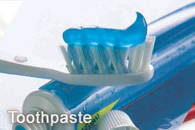 Toothpaste in  New Area