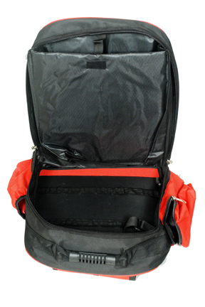 Back Pack With Detachable Flap in  Alkapuri (Vdr)