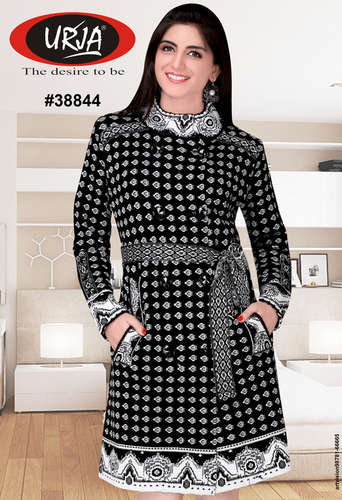 Ladies Woolen Long Coats in  Krishna Nagar