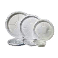 Thermocol Round Plates in   Dist-Begusarai