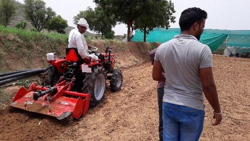 VST Mitsubiahi Shakti Mini Tractor