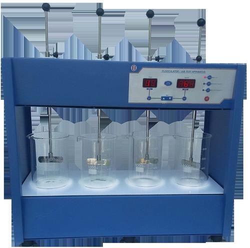 Flocculation / Jar Test Apparatus in   Village Kamli