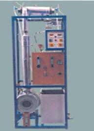 Packed Bed Distillation Column