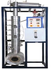 Sieve Plate Distillation Column in   Near Bala Sundri Mata Mandir