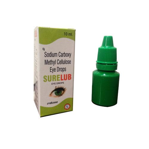 Sodium Carboxy Methyl Cellulose Eye Drops