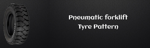 Pneumatic forklift Industrial Tyre