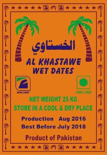 Khastawi Wet Dates in   Bahadurabad