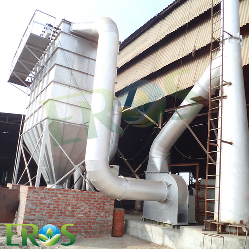Air Pollution Control System For Casting Units