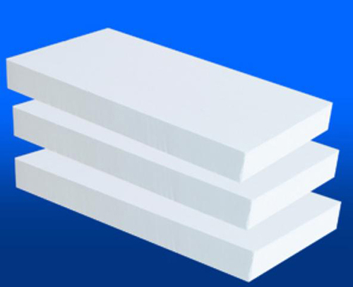 Calcium Silicate Insulation Board : Calcium silicate thermal insulation board in yantai