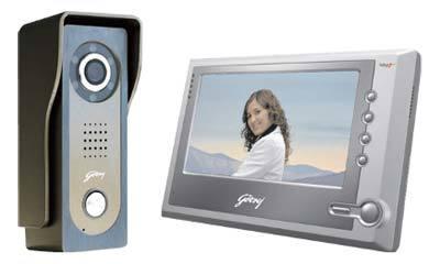 Solus 7 Inch Godrej Video Door Phone