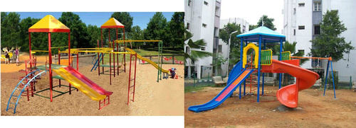 Outdoor Multi Play System in  Nacharam