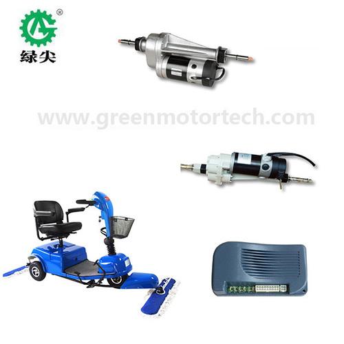 950w Electric Vehicle Drive Axle