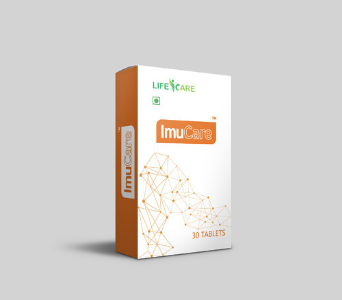 Imu Care Immune Booster Tablet in  Kamrej