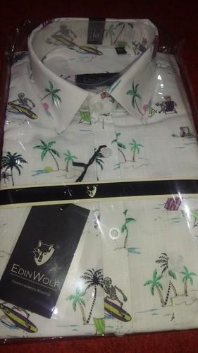 Printed Formal Shirt