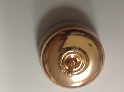 Antique Copper Switch