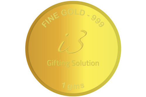 Gold Coin Customized