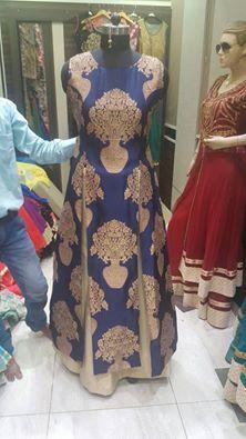 Indo Ethenic Ladies Gown in  Mahavir Bazar