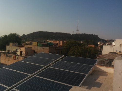 Residential Solar Panels Service in  Shastri Nagar