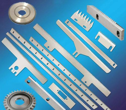 Packing Serrated Blade and Knives HSS Material for Candy Packaging Machine