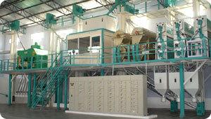 Drying Plant