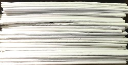 Muslin White Fabric (St)