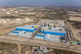 Water Desalination Plant