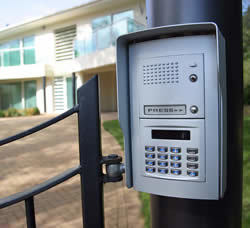 Gate Entry System in  Chittranjan Park