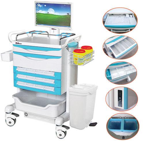 Mobile Nurse Workstation